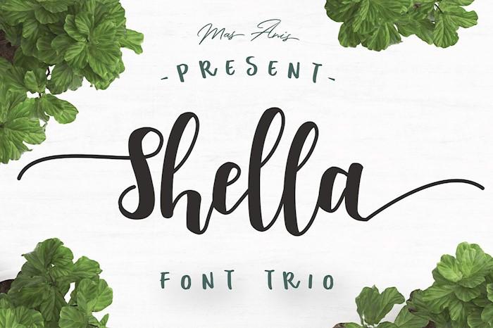 shella-font-trio-free-handwritten
