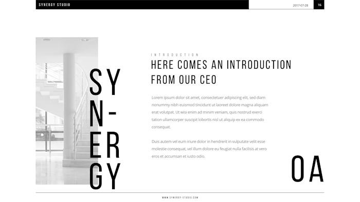 synergy-minimal-google-slides